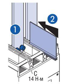 Межполюсные перегородки (комплект из двух), ВА50-43 Про, фото 1