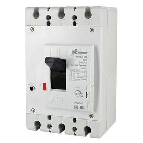выключатель ВА57-35 25А, автомат ВА57-35 25А, ВА 57-35, ВА5735, ВА 5735